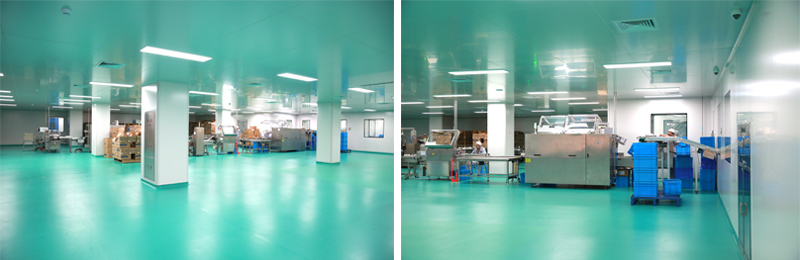 Cleanroom Ceiling Grid Panel System